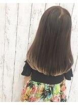 ルシードスタイル エアラ プラス裾カラー