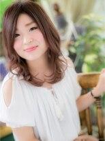 *+COVER HAIR+*…ゆるふわカールa