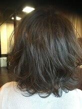 ヘアーエヌプラス (HAIR N+)【HAIR N+】重軽カールで大人かわいいノームコア3