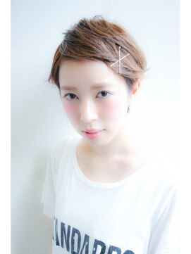 前髪のピンの留め方・アレンジ方法|学校/斜め/流す/メンズ ...