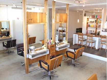 ロッソ ヘアアンドスパ 八潮店(Rosso Hair&SPA)の写真