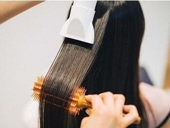 ジェットセット 麻布十番店(JET SET)の写真/リピーター多数◎厳選されたサロンのみが取り扱うことのできるSHISEIDOのトリートメントでうるツヤ髪が叶う