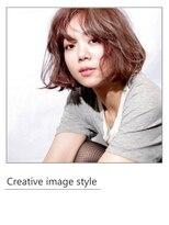 ヴェローグ シェ ブー(belog chez vous hair luxe)【Creative image styel】レイヤーボブを動き仕上げにしました
