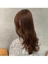 ♪艶髪ピンクブランジュ