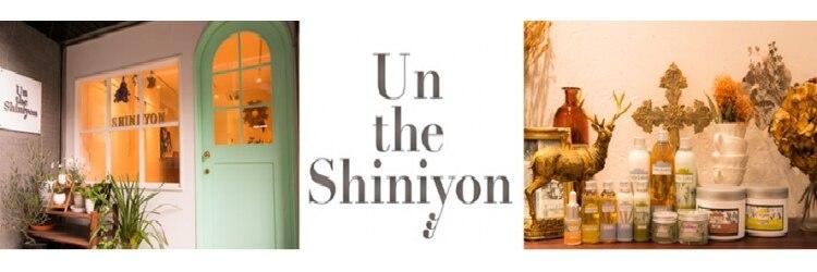 アンテシニヨン(Un the Shiniyon)のサロンヘッダー