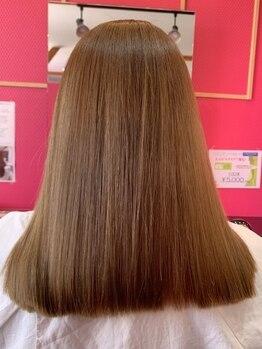 ヘアースタジオ みゅーく(HAIR STUDIO)の写真/【サイエンスアクア¥6600~!!】話題のトリートメントが、圧倒的お手頃価格!!毎月気軽にリピートも◎