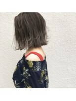 マイ ヘア デザイン(MY hair design)3Dハイライトグラデーションボブ