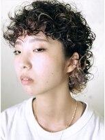ルーチェ(LUCE for hair.)ぐりぐりパーマ