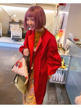 チカシツ(Chikashitsu)pink