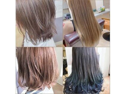 アルモニー ヘアー(Harmonie Hair)の写真