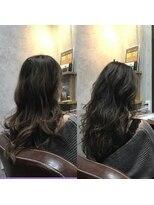 セブン ヘア ワークス(Seven Hair Works)[カラーエステ]髪質改善