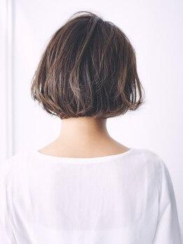 ヘアーデザイン リィル(Hair design Rire)の写真/周りから褒められる綺麗な発色♪明るいカラーも楽しめる☆美髪ケアとの組み合わせで最高の艶髪に!