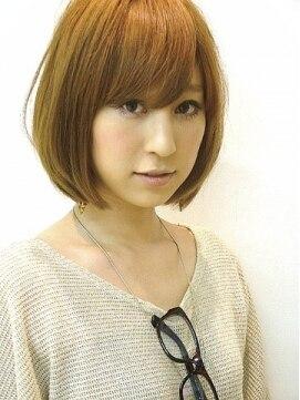 ショートカット 髪型 篠田