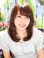 ヘアーデザイン リント(hair design Rinto)-5歳若く見える大人綺麗な上品ヘアスタイル