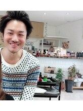 ヘアモード ビバップ(hair mode BEBOP)嶋田 孝