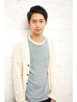ジョエミバイアンアミ(joemi by Un ami)【joemi 新宿】小顔アップバングスレンダーショート(大島)
