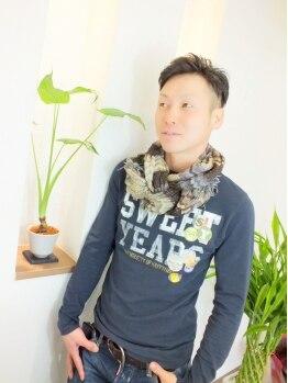 ヘアーサロン ループ(hair salon Loop)の写真/おしゃれメンズの行きつけサロンLoop★男性StylistがワンパターンになりがちなSTYLEに遊び心をプラス!