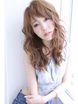 【Rose】波ウェーブカール×セミロング★