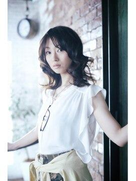 ケーエス ヘア(KS HAIR)【KSHAIR 2014春夏 ブランドイメージスタイル(6)】