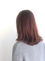 ヘアメイク オブジェ(hair make objet)オレンジブラウン ☆★ KAI