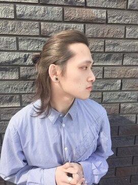 ルーフ(ROOF)【ROOF用賀店】セクシーミディアムロング
