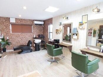 ニコプラス(NICO+ Hair Nail&School)の写真/【倉敷】カフェのような癒し空間★マンツーマン施術の≪NICO+≫だから、あなたにピッタリのヘアをご提案*