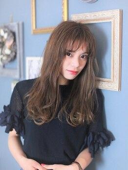 アリアンナ ヘアー ラグーン(Arianna Hair Lagoon)の写真/頭皮・髪を将来的に長い目で見たヘアケアで美しさ持続・・・♪薬剤にこだわったオーガニックの優しい施術☆