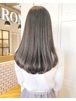 ルージュ(Rouge)【カラーリスト山口槙也】スタイルまで良く見えるAラインヘア