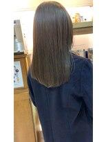 ピア(Pia)[斉藤指名]髪質改善 縮毛矯正 ケアストレート