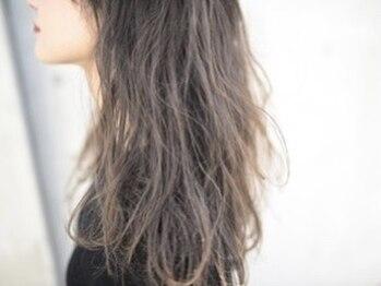 ヘアサロン ケッテ(hair salon kette)の写真/【カット+アディクシーカラー+4stepモイストTr¥7800】質感や色味で魅せるカラーをお届け…♪