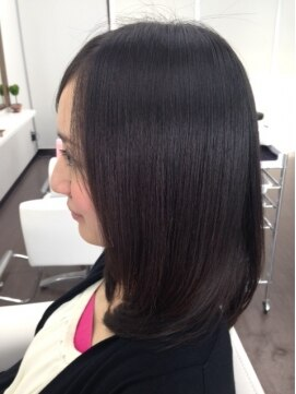 マクロヘアー(macro hair)ナチュラルストレート