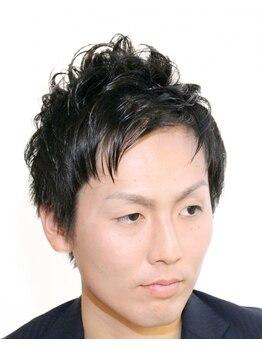 ヘアーデザイン ソレイユ 久米川店(Hair Design SOLEIL)の写真/久米川駅徒歩5分!メンズカットが得意なソレイユのカットは毎日ラクラクスタイリング♪