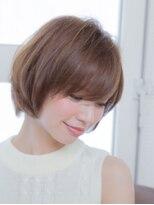 リーズヘアー(+Rees hair)【+Rees hair】スタイリングしやすい大人かわいいヘアスタイル