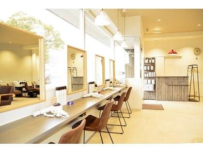 ヘアカラー カフェ 山口店(HAIR COLOR CAFE)の写真