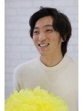 ヘアーアンドビューティールーム ミュー(hair&beautyroom mieux)上田 洋介
