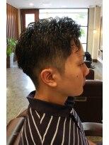 ディスパッチヘアー 甲子園店(DISPATCH HAIR)清潔感UP!ウエットビジネススタイル