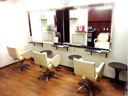 ヘアー クリエイション アミー あびこ店(Hair Creation ami)の写真