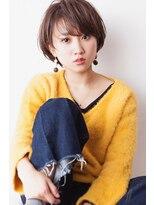 イーリオ(ilio)【ilio-hair atelier-】#ショート#大人かわいい#耳かけ