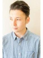 ★キレイめオールバックb