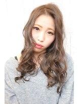 ピースナンバ(PEACE NAMBA)ナチュラルブラウン×セミロング/美女髪王子★シータ