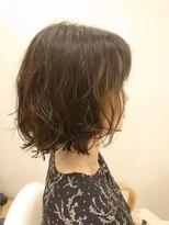ファルコヘア 立川店(FALCO hair)ユルフワショートボブ