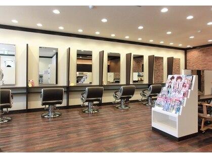 美容室キャンパス 土崎店の写真