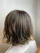 フレア ヘア サロン(FLEAR hair salon)シルキーボブ