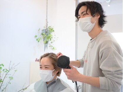 carre hair 【キャレ ヘアー】