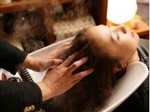 ヘアーサロンサバス(SAVAS)の雰囲気(ヘッドスパで癒されながら頭皮ケア)