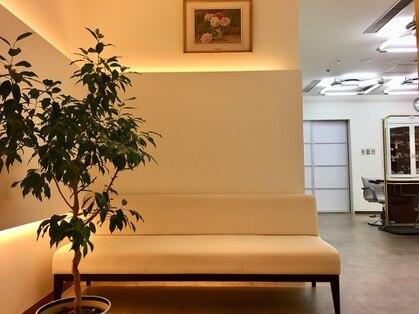 大阪ガーデンパレス ビューティサロンローズ美容室の写真