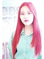 リーズ(Lise)【ブリーチ】/【イルミナカラー】【レッド】【ピンクアッシュ】