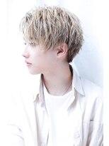 リップスヘアー 銀座(LIPPS hair)サイドハンサムショート