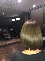 髪の美院 シャルマン ビューティー クリニック(Charmant Beauty Clinic)ボブスタイル