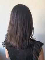 ディコ(Dico)Hona hair ☆ チャコールグレージュ